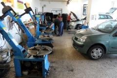 Opravy pneumatik - Pneuservis Na Výšince Turnov - Firststop